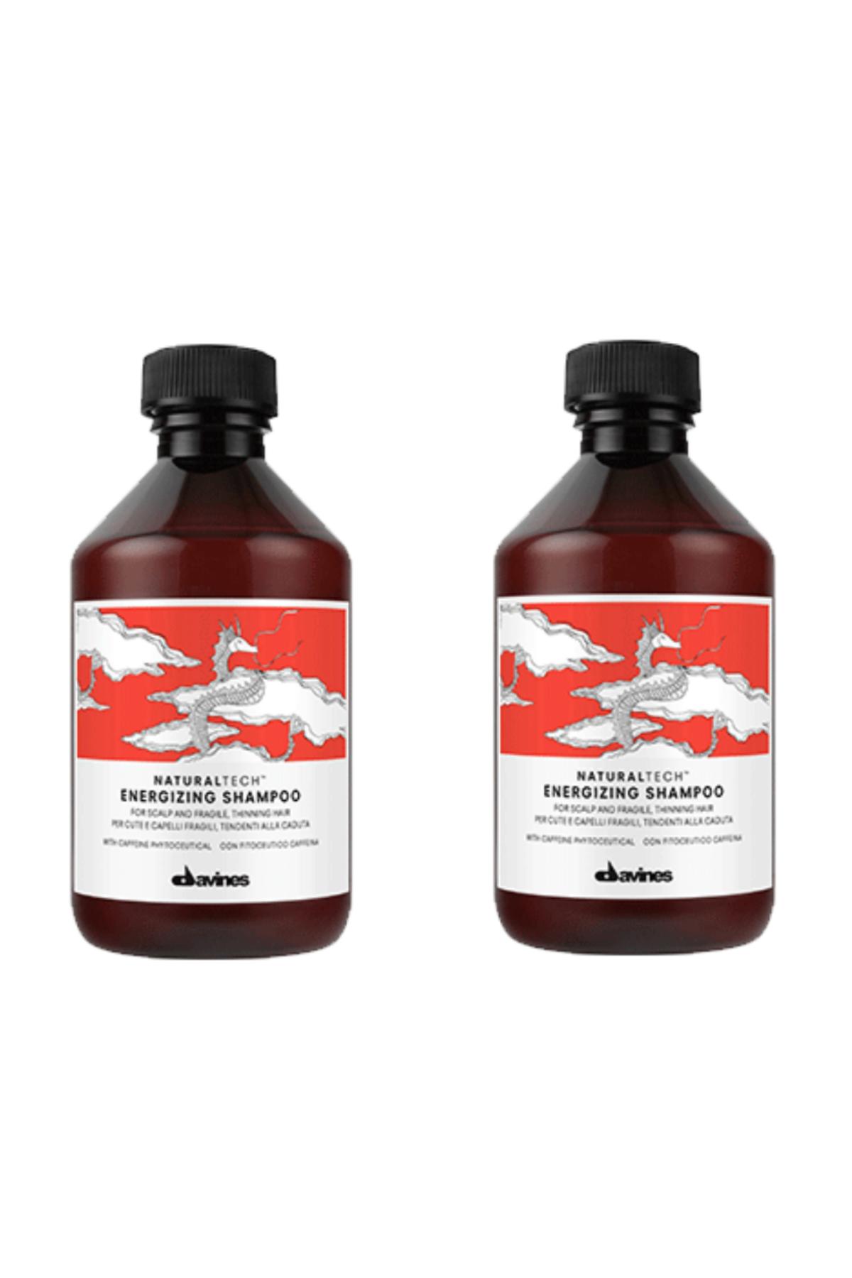 Davines Energizing Dökülme Önleyici Şampuan 250 ml x 2 Adet