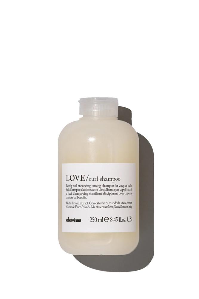 Davines Love Curl Şampuan 250 ml (Bukle Belirginleştiren Nemlendirici Şampuan)