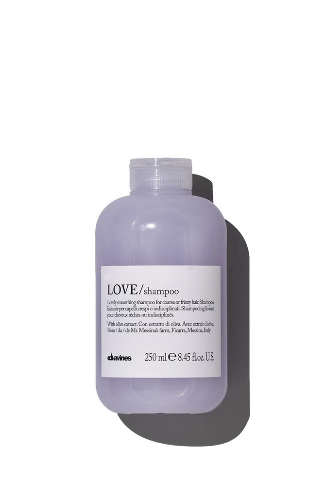 Davines Love Smoothıng Şampuan 250 ml (Pürüzsüzleştiren Şampuan)