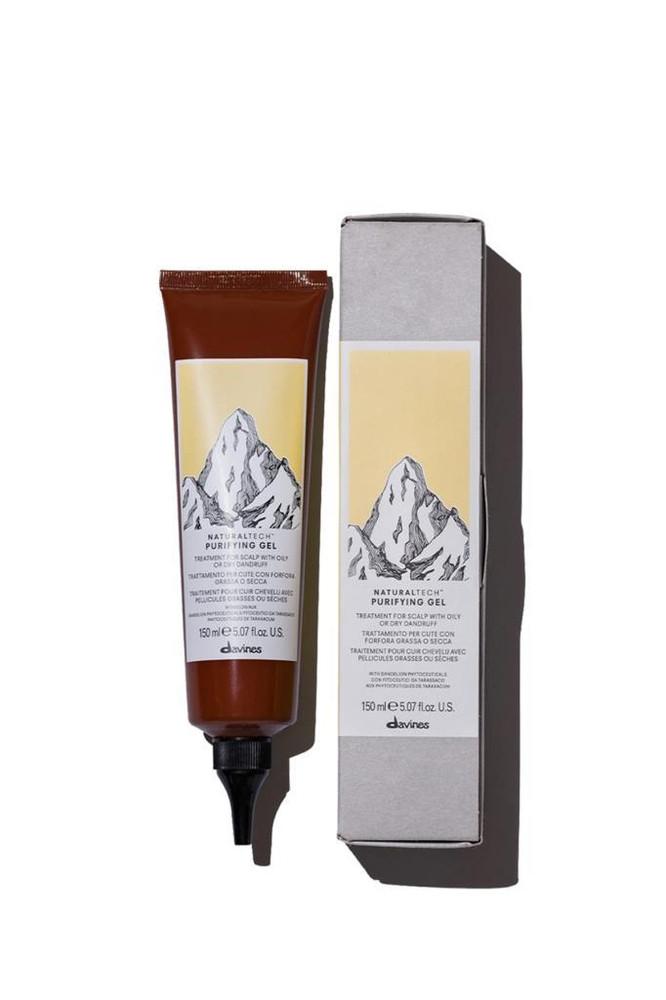 Davines Purifying Jel 150 ml (Kepeğe Karşı Etkili Jel Bakım)
