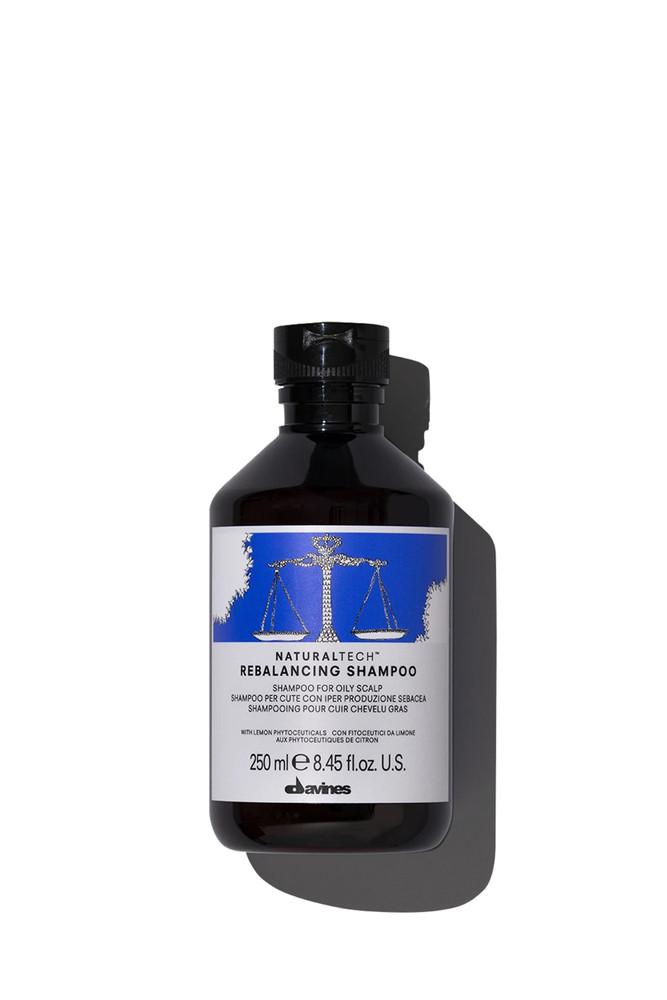Davines Rebalancıng Şampuan 250 ml (Yağlı Baş Derisi İçin Dengeleyici Şampuan)