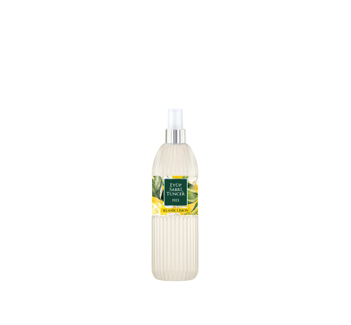 Eyüp Sabri Tuncer Klasik Limon 150 ml Sprey Kolonya - Pet Şişe
