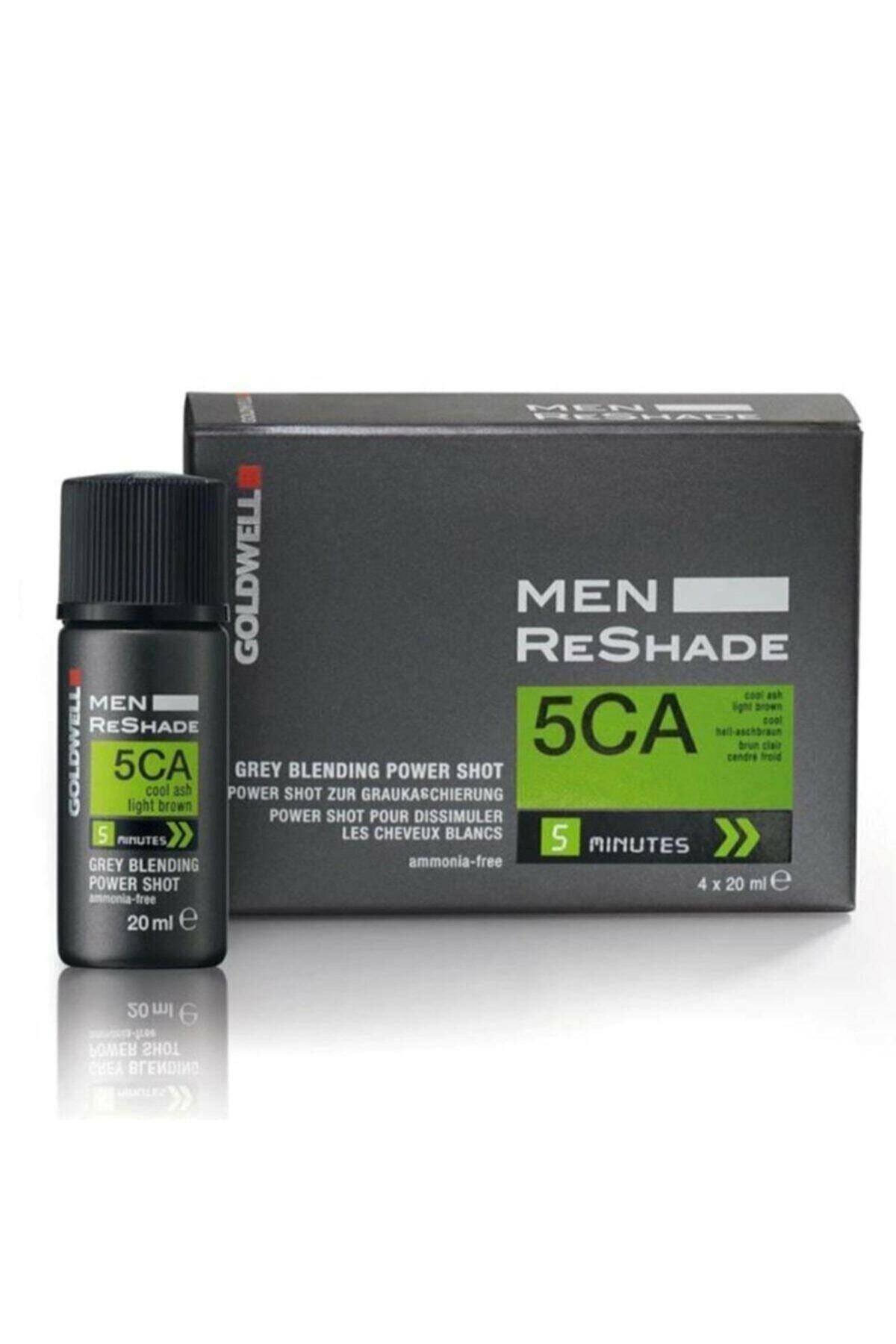Goldwell Men Reshade 5 ca Erkek Saç Boyası 4x20 ml