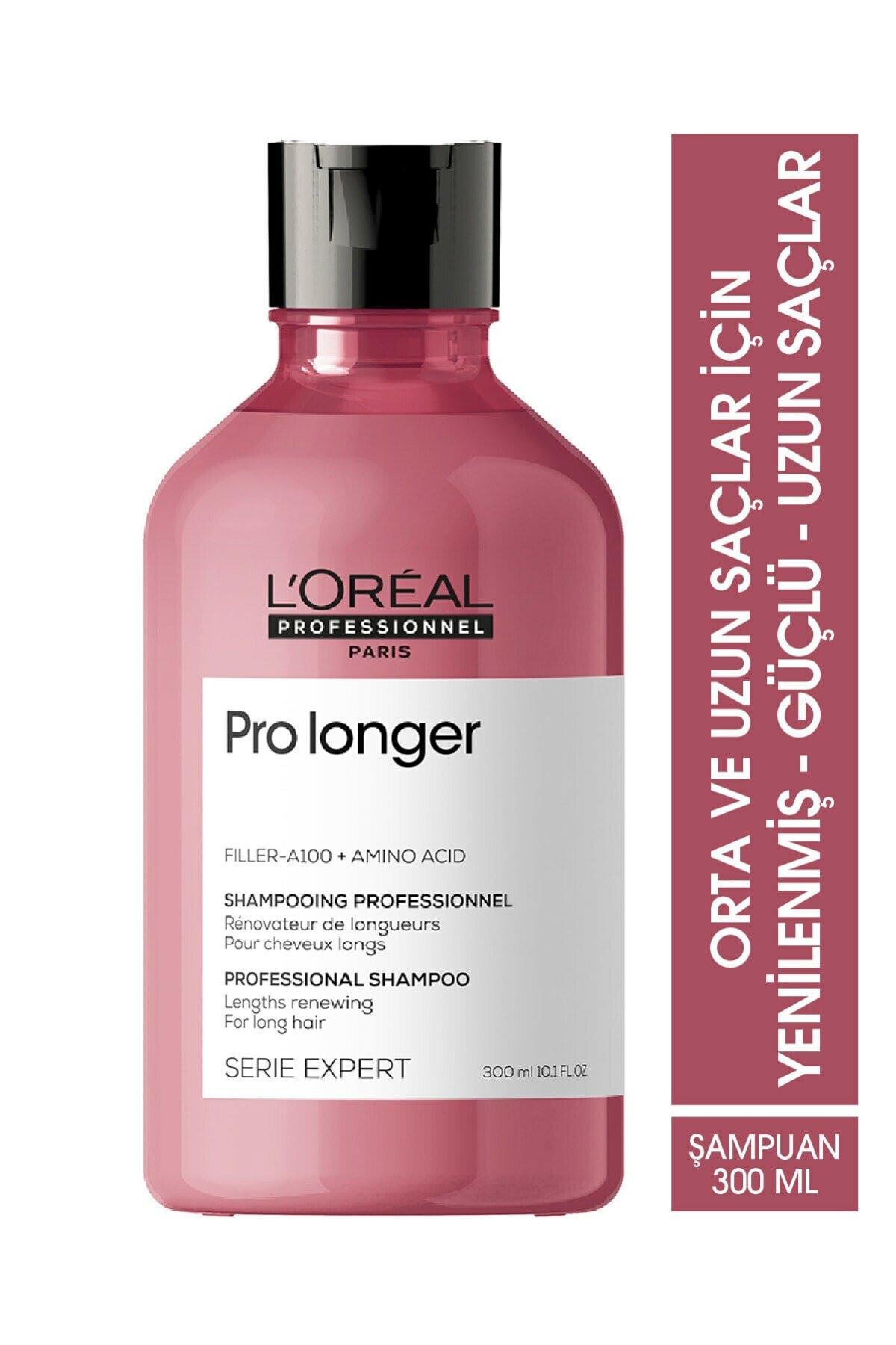 L'oreal Professionnel Serie Expert Pro Longer Saç Boylarının Görünümünü Yenileyici Şampuan 300 ml