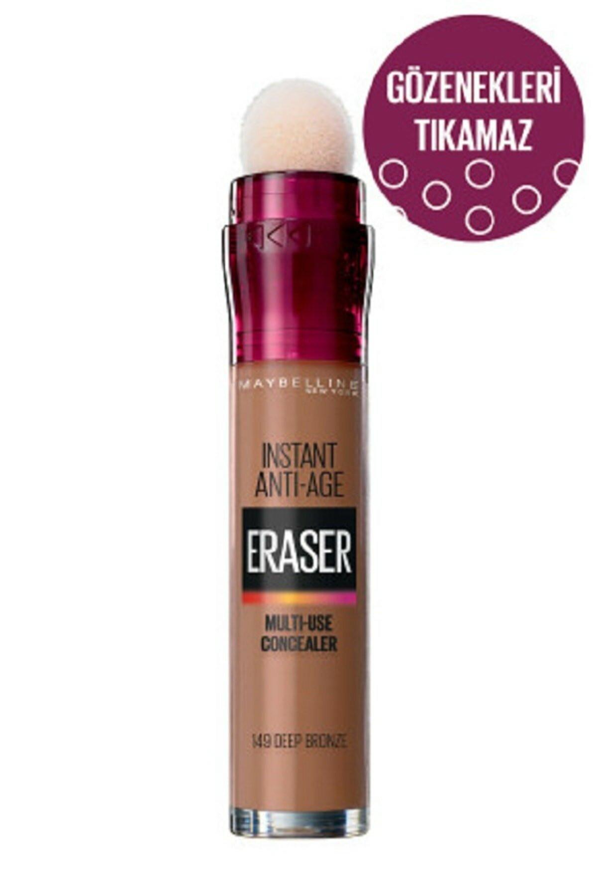 Maybelline New York Kapatıcı - Instant Age Eraser Concealer 149 Deep Bronze