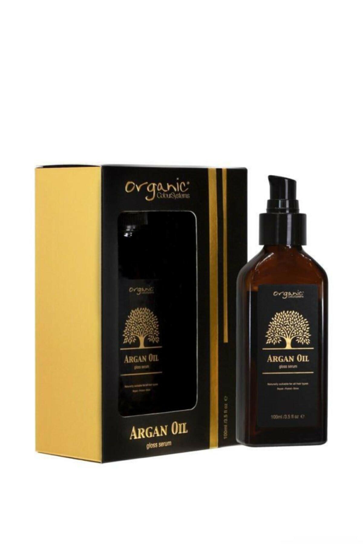 Organic Colour Systems Argan Yağlı Saç Bakım Serumu 100 ml