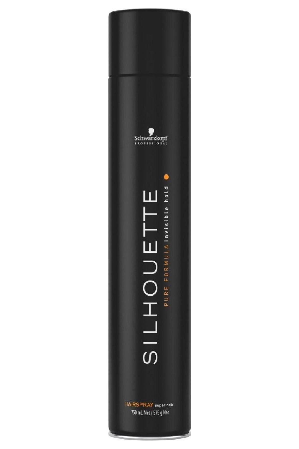 Schwarzkopf Silhouette Süper Tutucu Saç Spreyi 500 ml